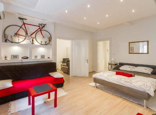 Fotografii: Apartment Red Bike