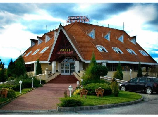 Фотографії готелю: Átrium Hotel