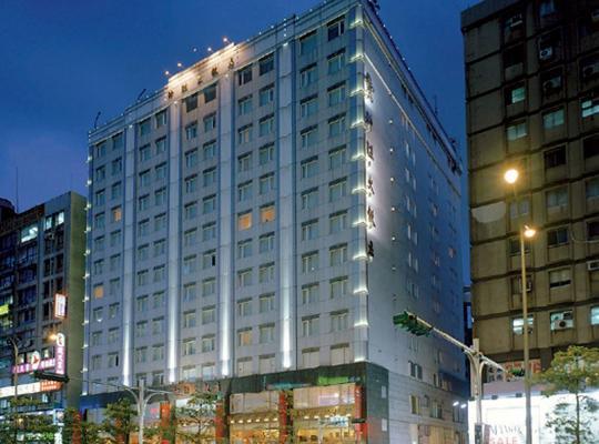 Képek: San Want Hotel Taipei