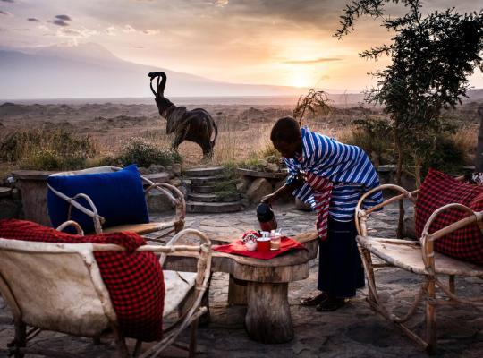 酒店照片: Original Maasai Lodge – Africa Amini Life