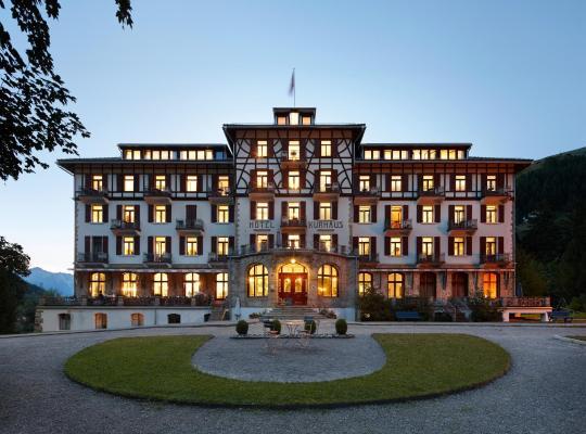 صور الفندق: Kurhaus Bergün