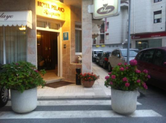 Хотел снимки: Hotel Pelayo Noja