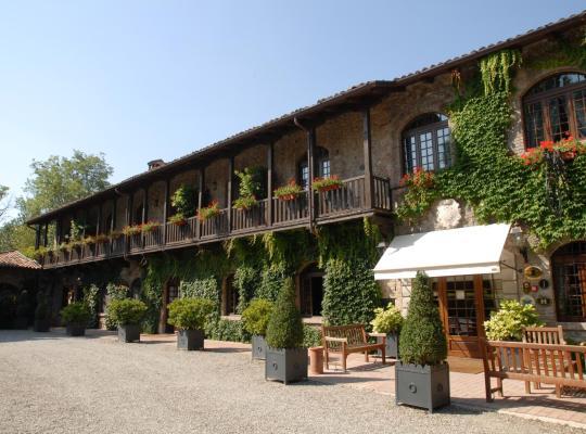 Fotografii: Residenza Torre di San Martino