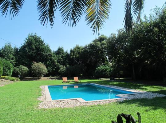ホテルの写真: No Meio da Natureza - Turismo No Espaco Rural