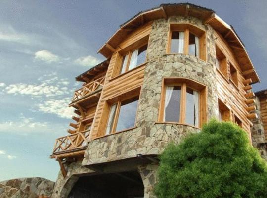 Ảnh khách sạn: Cabañas Chesa Engadina