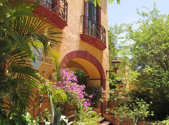 ホテルの写真: Villa Ganz Boutique Hotel