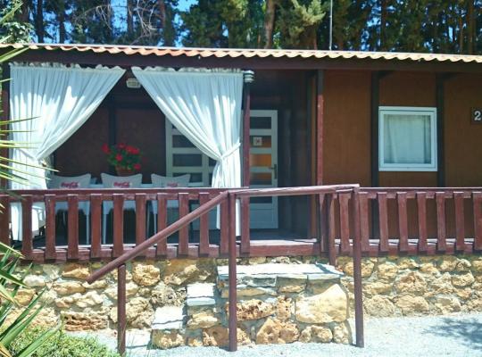Hotel bilder: Camping & Bungalows Suspiro del Moro