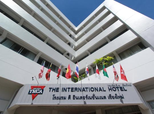 Viesnīcas bildes: The International Hotel Chiang Mai - YMCA