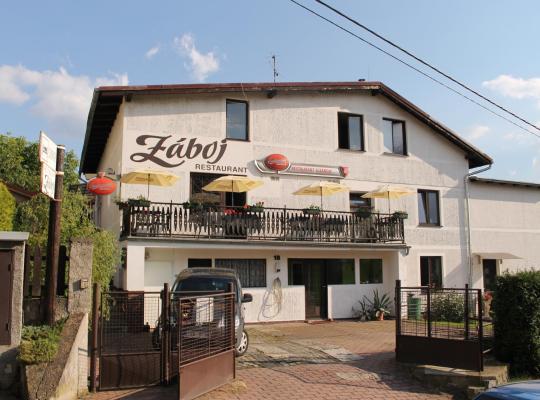 Фотографии гостиницы: Záboj restaurant