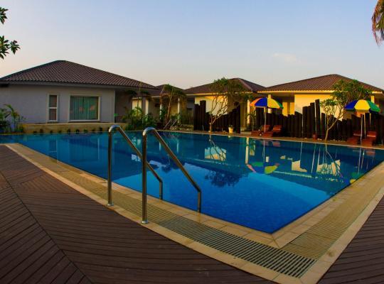 ホテルの写真: Triumph Hotel Mandalay