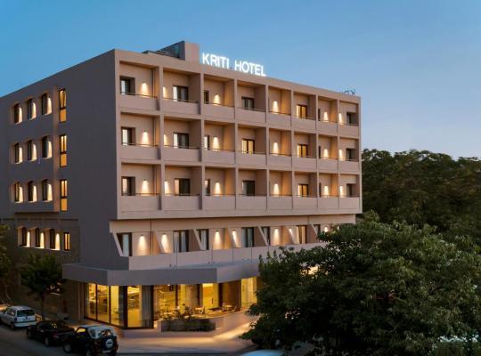 Képek: Kriti Hotel