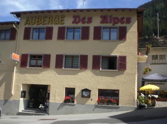صور الفندق: Auberge des Alpes