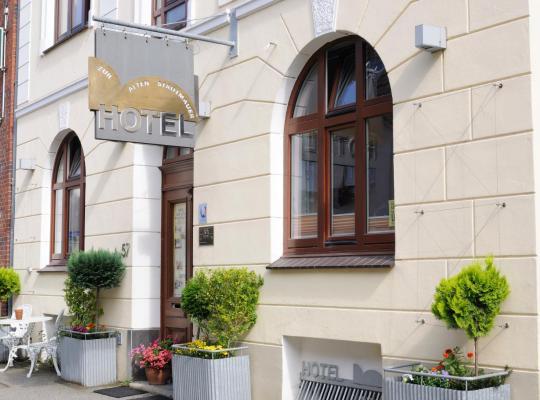 Otel fotoğrafları: Hotel zur alten Stadtmauer