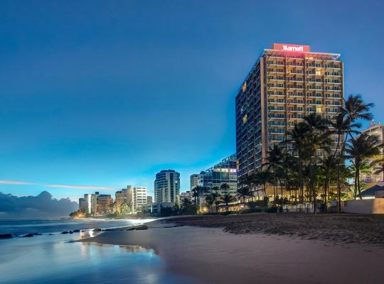 酒店照片: San Juan Marriott Resort and Stellaris Casino