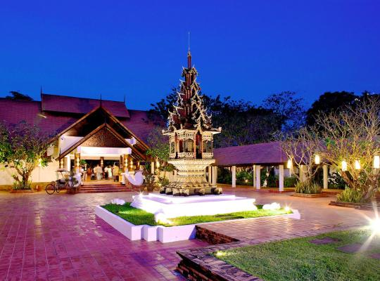 Hotel bilder: The Legend Chiang Rai Boutique River Resort & Spa