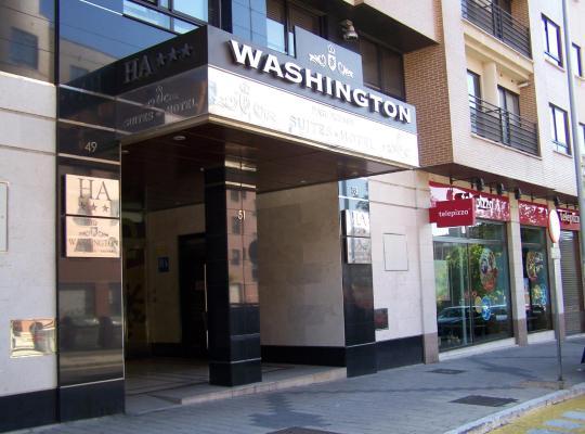 Фотографії готелю: Washington Parquesol Suites & Hotel