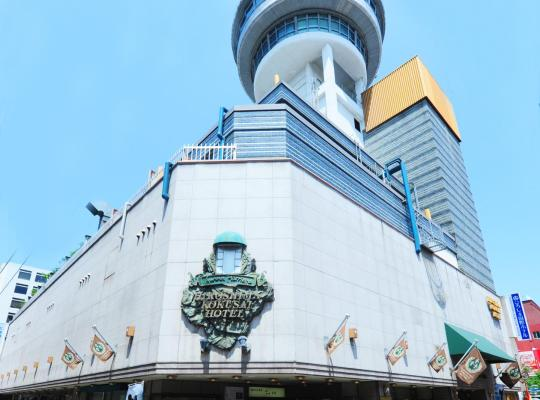 酒店照片: Hiroshima Kokusai Hotel