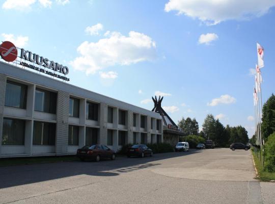 Hotel fotografií: Original Sokos Hotel Kuusamo