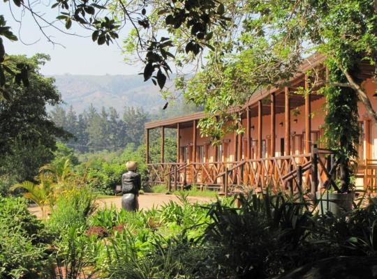 Hotel photos: Mvubu Falls Lodge