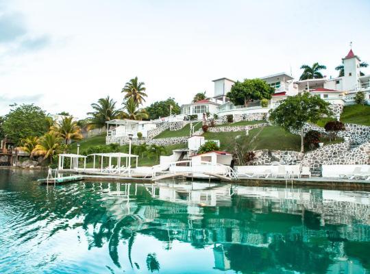 Φωτογραφίες του ξενοδοχείου: Hotel Laguna Bacalar