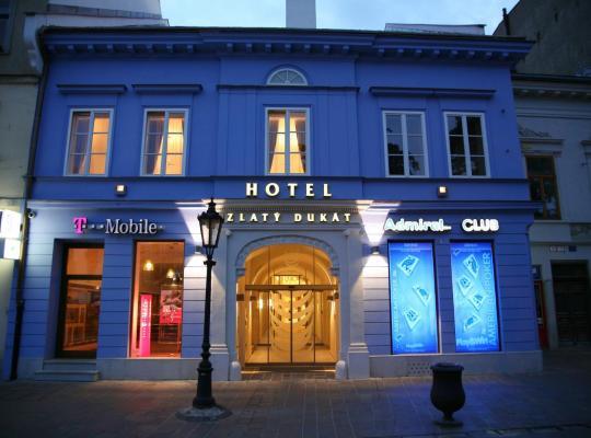 Viesnīcas bildes: Hotel Zlaty Dukat
