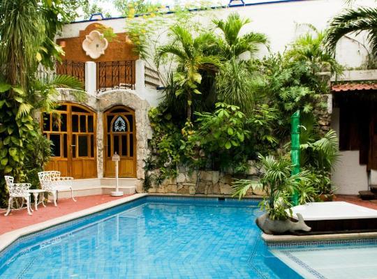 Φωτογραφίες του ξενοδοχείου: Eco-hotel El Rey del Caribe