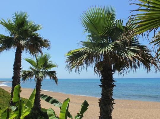 Φωτογραφίες του ξενοδοχείου: Ionion Beach Apartment Hotel & Spa