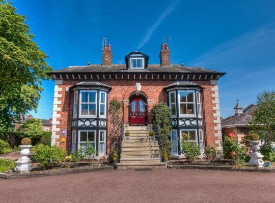 Фотографии гостиницы: Brooklands Lodge - Bed & Breakfast