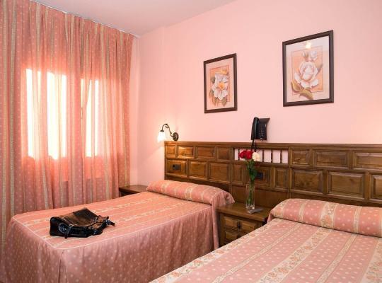 "Фотографії готелю: Hotel Rural ""Victoria"""