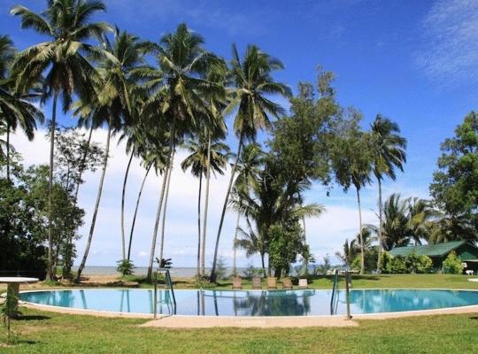 Hotellet fotos: Langkah Syabas Beach Resort