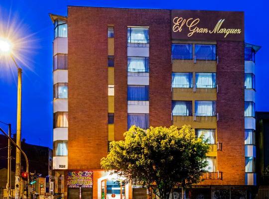 Zdjęcia obiektu: Hotel Bogota Gran Marquez