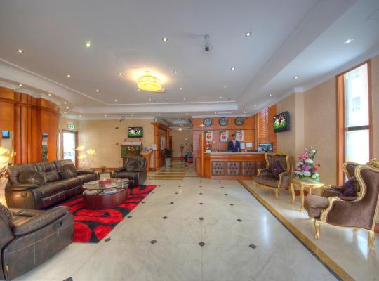Képek: La Villa Najd Hotel Apartments
