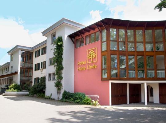 Photos de l'hôtel: Hotel Hohe Linde