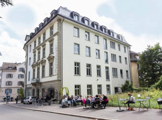 Hotel bilder: Design Hotel Plattenhof