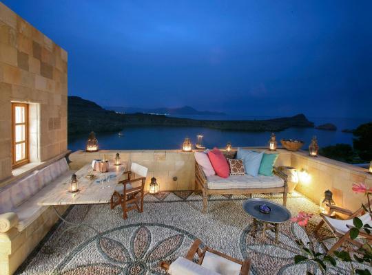 Képek: Melenos Lindos Exclusive Suites