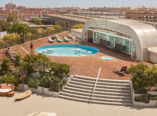 Фотографии гостиницы: Sercotel Sorolla Palace