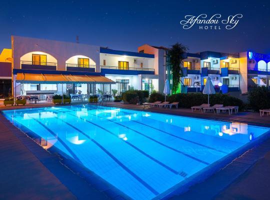 Photos de l'hôtel: Afandou Sky Hotel