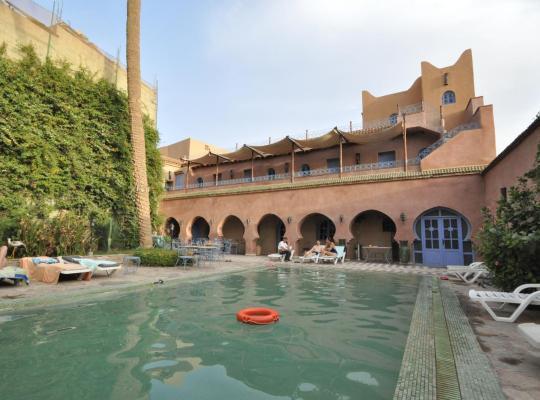 होटल तस्वीरें: Riad Dar Dzahra