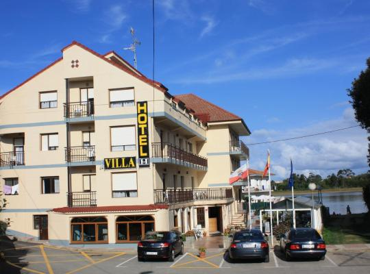 Φωτογραφίες του ξενοδοχείου: Hotel Villa