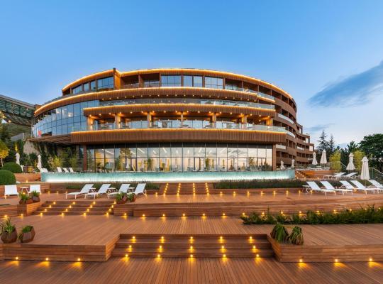 Фотографії готелю: Tasigo Hotels Eskisehir Bademlik Termal