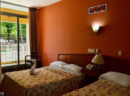Φωτογραφίες του ξενοδοχείου: Hotel Palenque
