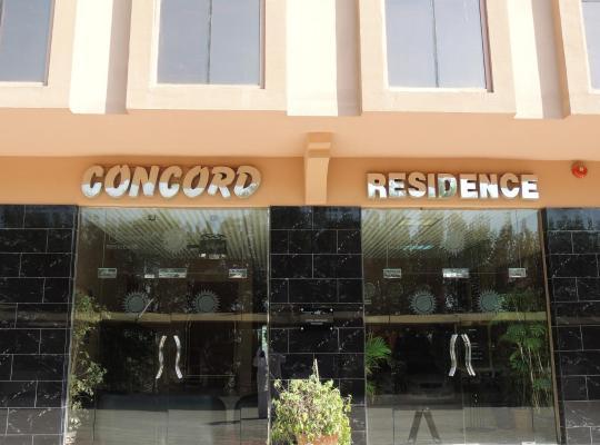 Képek: Concord Residence