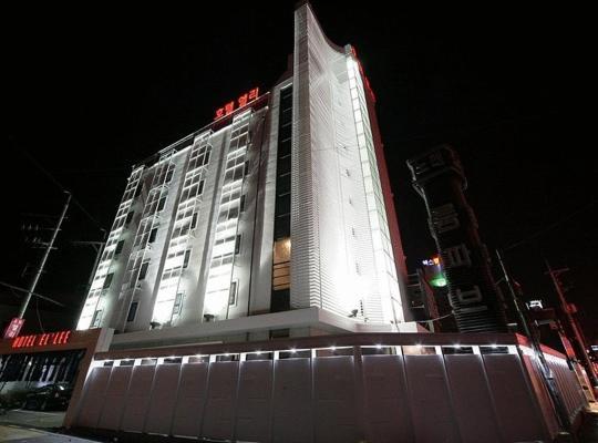 Hotel foto: Hotel El'lee Cheonan