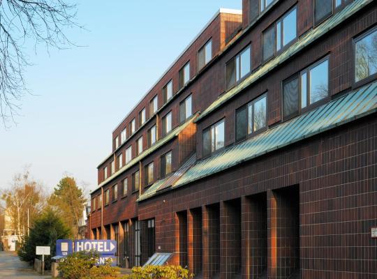 Хотел снимки: Hotel Grunewald