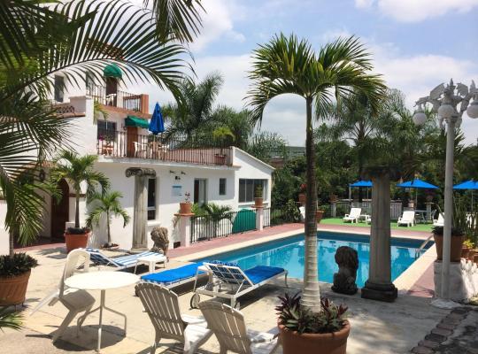 Φωτογραφίες του ξενοδοχείου: Hotel Bajo el Volcan