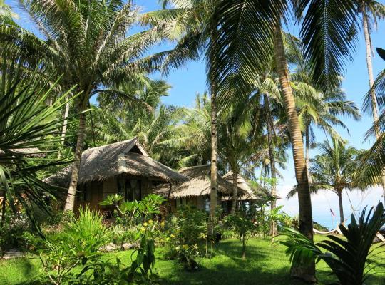 酒店照片: Camiguin Volcan Beach Eco Retreat & Dive Resort