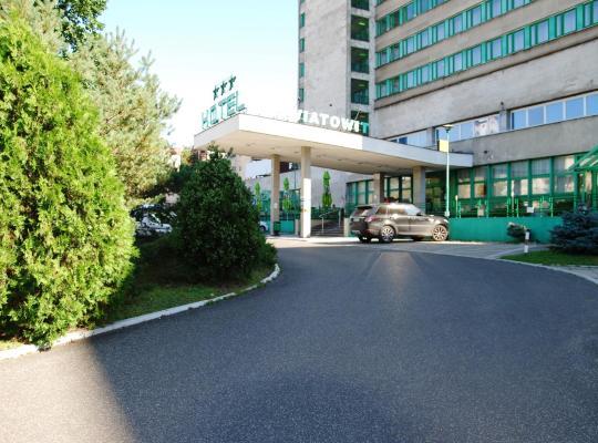 Hotellet fotos: Hotel Światowit