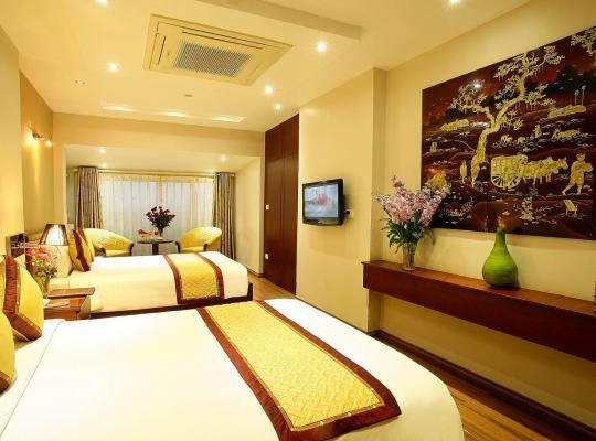 Hotel bilder: Hanoi View 2 Hotel
