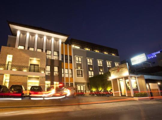 ホテルの写真: Jentra Dagen Hotel Malioboro