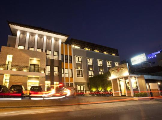 Viesnīcas bildes: Jentra Dagen Hotel Malioboro